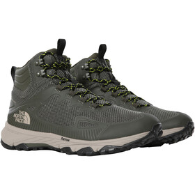 The North Face Ultra Fastpack IV Mid FutureLight Shoes Men, new taupe green/TNF black